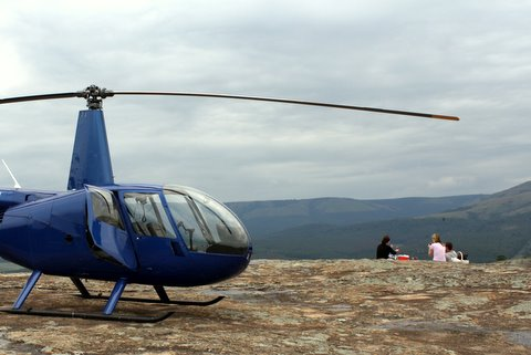 Helicopter Charters  Rides  Tours  South Africa  Game